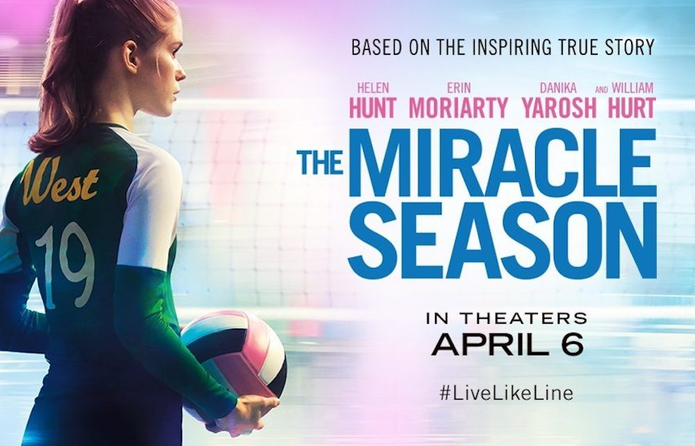 The Miracle Season How B C S Volleyball Community Helped Bring A Landmark Female Sports Movie To The Big Screen Varsity Letters