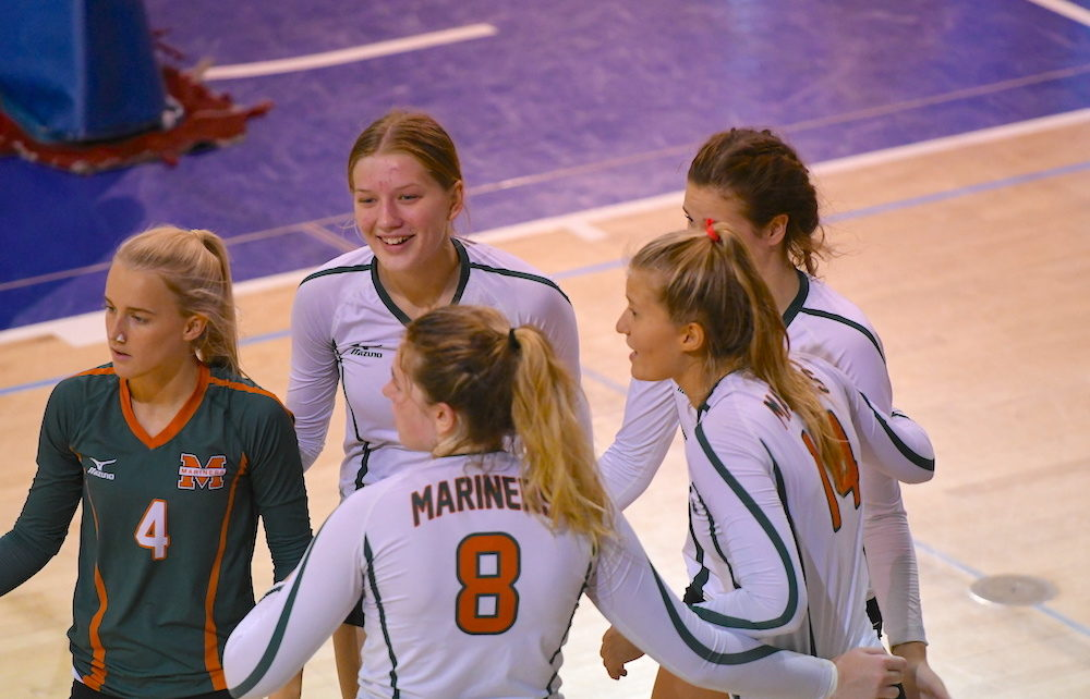 B C  girls Top 10 volleyball: Two-time B C  champion Belmont
