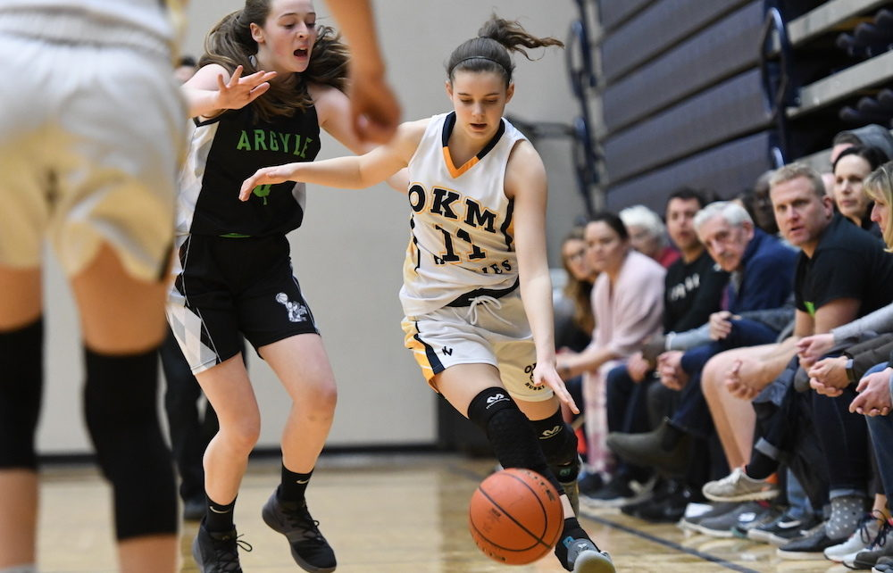 7609fb15b82 FINAL EDITION: B.C. Junior Girls Basketball 2019: Varsity Letters' Day 1  reports from the heart of the action at the LEC