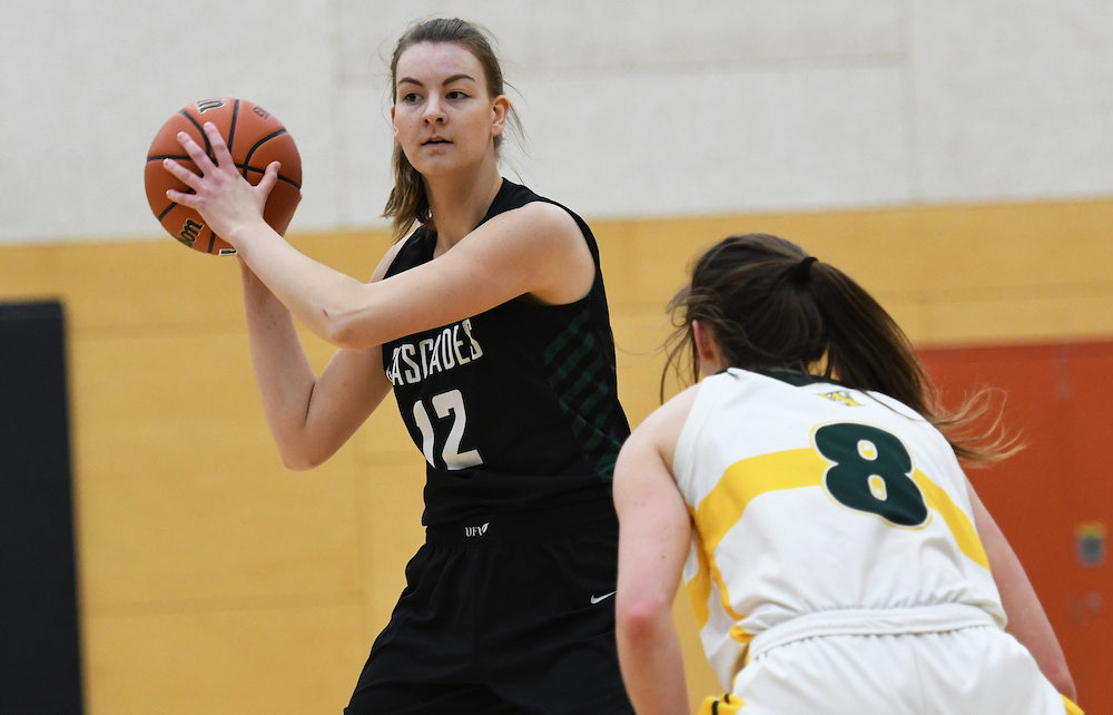003a0e8d2d1b UFV s Veronica Kobes  The walk-on who refused to walk away speaks to her  dual dreams of a career with Cascades hoops and a med school future