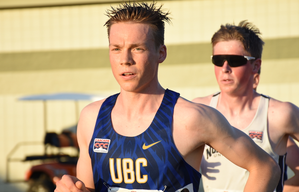 Extra-rare Double Gold! The Greatest Day In UBC Track And